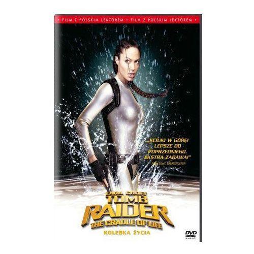 Imperial cinepix Lara croft tomb raider: kolebka życia (dvd) - jan de bont darmowa dostawa kiosk ruchu