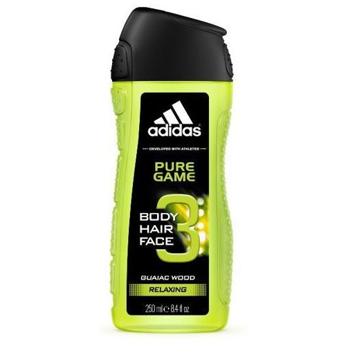 Adidas pure game 250 ml shower gel - adidas pure game 250 ml shower gel