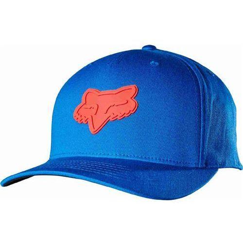 czapka z daszkiem FOX - Emergency 110 Snapback Blue (002)