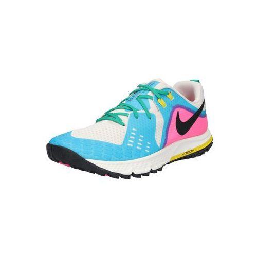 Nike buty do biegania 'nike air zoom wildhorse 5' niebieski / różowy / biały (0192499124210)