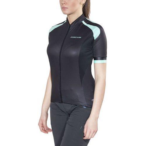 rc koszulka kolarska, krótki rękaw kobiety czarny s 2017 koszulki kolarskie marki Focus