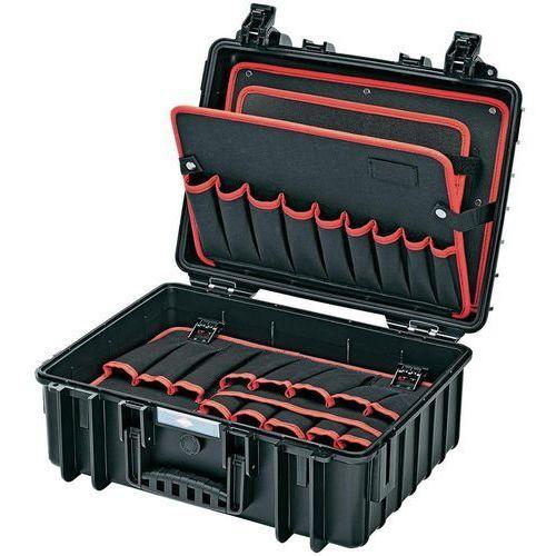 52e3fc08e261a Knipex Walizka narzędziowa bez wyposażenia, uniwersalna 00 21 35 le (sxwxg)  470 x