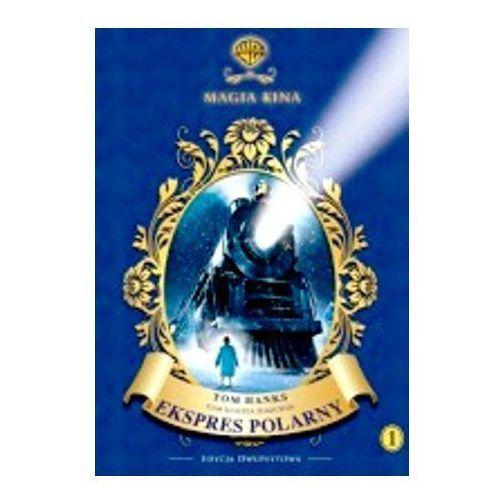 Galapagos Film  ekspres polarny (2 dvd) (magia kina) the polar express (7321908389541)