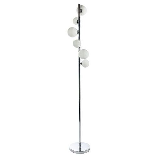 Lampa podłogowa sybilla 6 floor del-8389-6f - - autoryzowany dystrybutor azzardo marki Azzardo