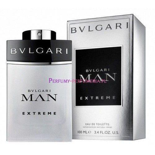 Bvlgari Man Extreme Men 100ml EdT - sprawdź w wybranym sklepie