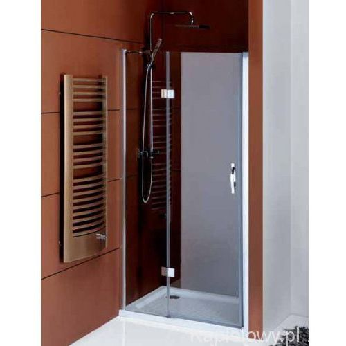 Gelco Legro drzwi prysznicowe do wnęki 80cm gl1280