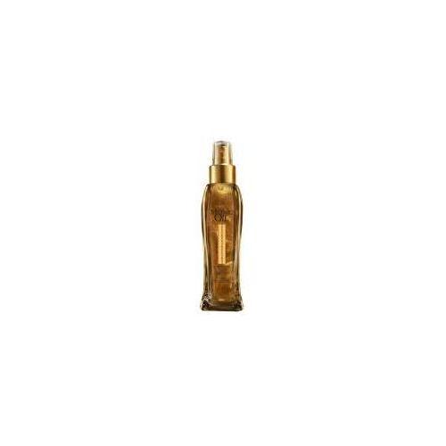 mythic shimmering oil, rozświetlający olejek do włosów i ciała, 100ml marki Loreal