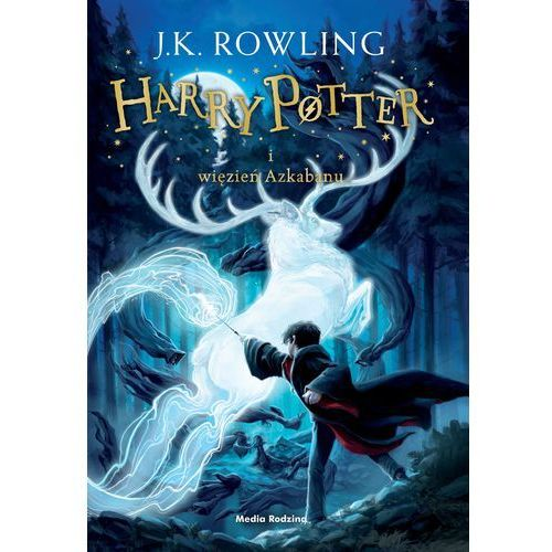 Harry Potter i więzień Azkabanu (448 str.)