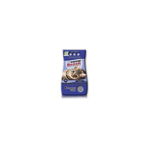 Certech super benek compact zapachowy - żwirek dla kota zbrylający 5l (5905397010043)