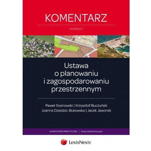 Ustawa o planowaniu i zagospodarowaniu przestrzennym (2014)