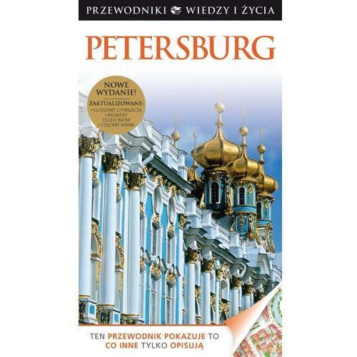 Petersburg Przewodnik (opr. miękka)