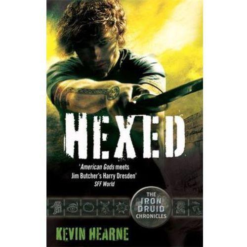 Hexed : The Iron Druid Chronicles (9780356501208)