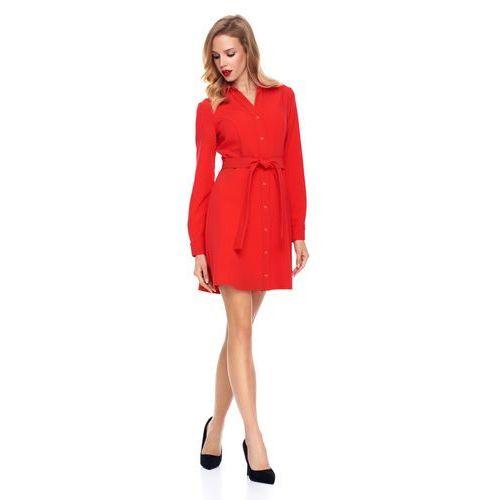 Sukienka Terni w kolorze czerwonym