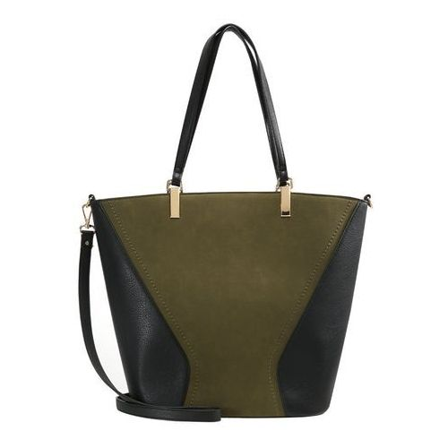 New Look SINDY SIMPLE SLEEK Torba na zakupy dark khaki (5045535115664)