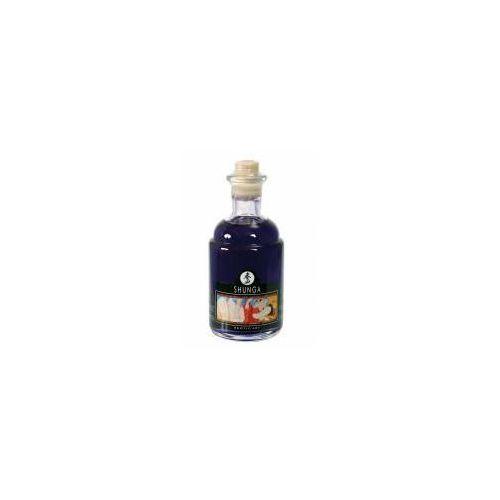 Rozgrzewający olejek do masażu Shunga Orgy of Grapes 100 ml