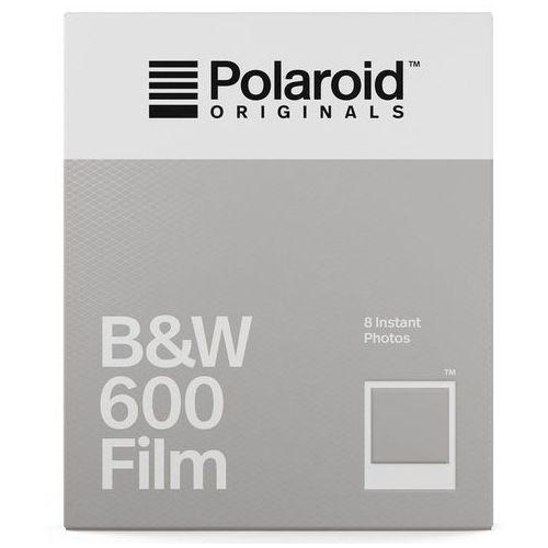 Wkłady do aparatu POLAROID 600 Czarno-białe (9120066087744)