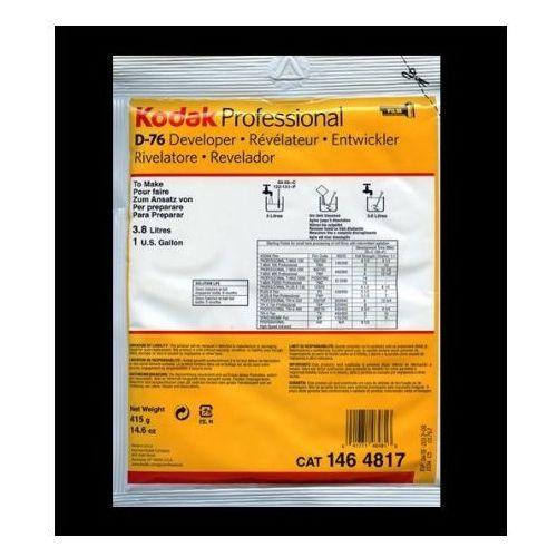 d-76 na 3,8l galon wywoływacz negatywowy marki Kodak