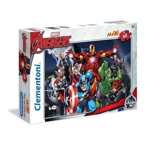 Puzzle 60 Maxi Avengers 2, AM_8005125267491