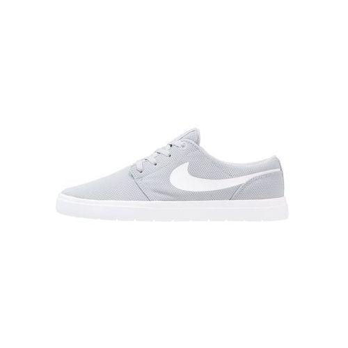Nike SB PORTMORE II ULTRALIGHT (GS) Tenisówki i Trampki wolf grey/white, 905211