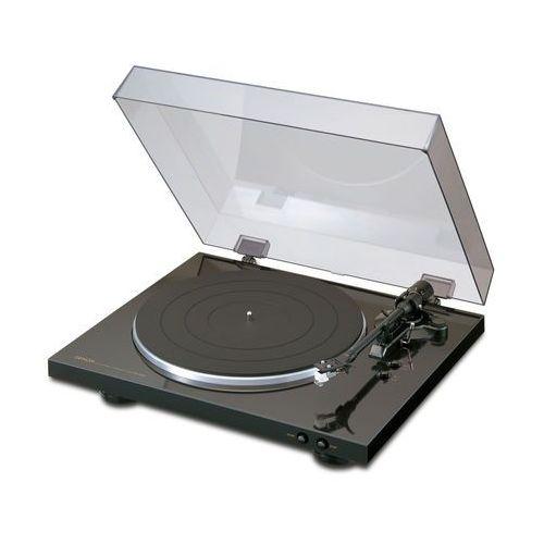 Gramofon DENON DP-300F Czarny (4560119536112)