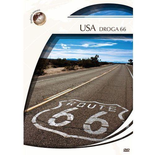 Usa droga 66 (dvd) - od 24,99zł darmowa dostawa kiosk ruchu marki Cass film