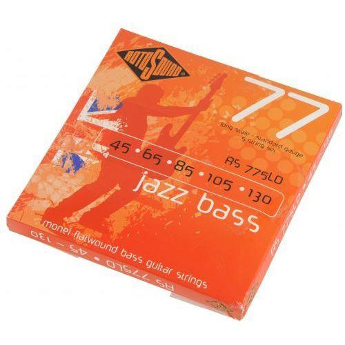 Rotosound RS 775LD Jazz Bass 77 struny 45-130