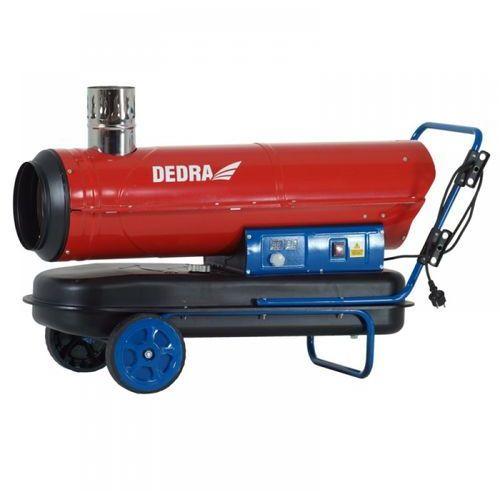 Nagrzewnica olejowa 30kw ded9955tk + darmowy transport! marki Dedra