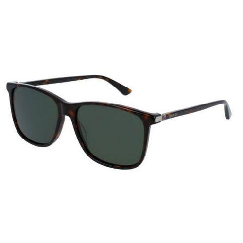 Gucci Okulary słoneczne gg0017s polarized 007