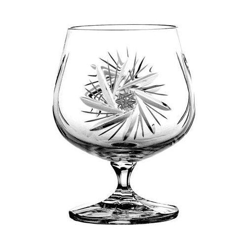 Kieliszki do koniaku kryształowe 6 sztuk 3362 marki Crystal julia