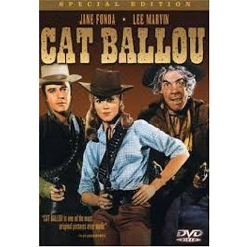 Kasia Ballou (DVD) - Elliot Silverstein DARMOWA DOSTAWA KIOSK RUCHU (5903570116155)
