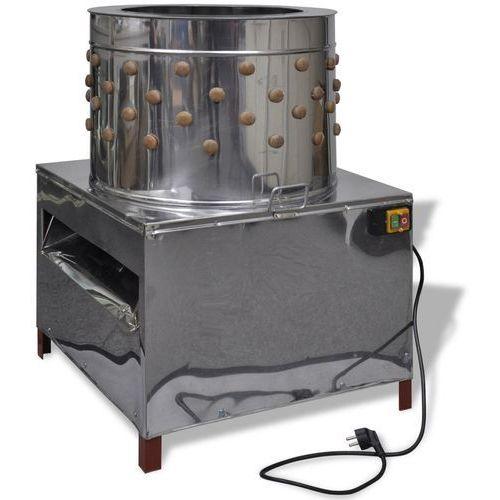 vidaXL Elektryczna maszyna do skubania drobiu 58 cm 2200 W