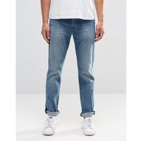 Levis jeans 511 slim tapered fit harbour mid wash - blue