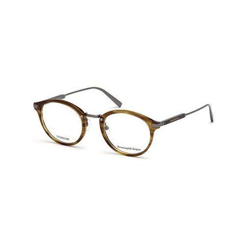 Okulary Korekcyjne Ermenegildo Zegna EZ5064 047