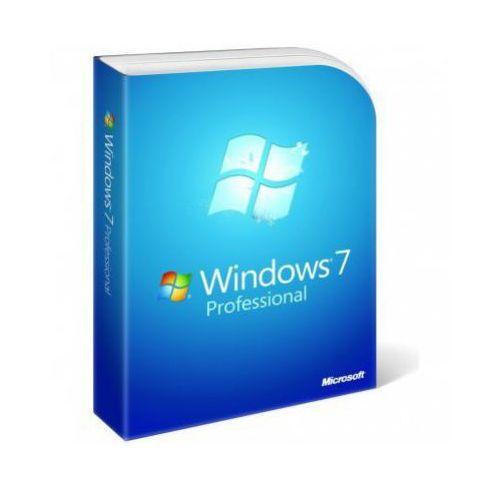 Microsoft windows 7 pro 32/64 coa