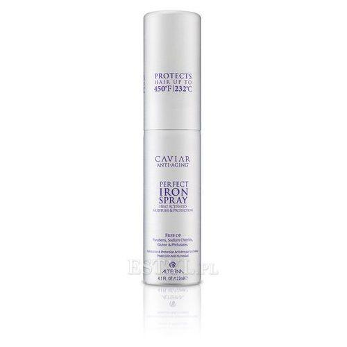 Alterna Caviar Perfect Iron Spray chroniący i wygładzający włosy 122 ml