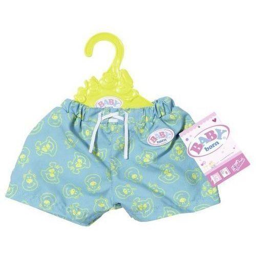Baby born szorty plażowe marki Zapf