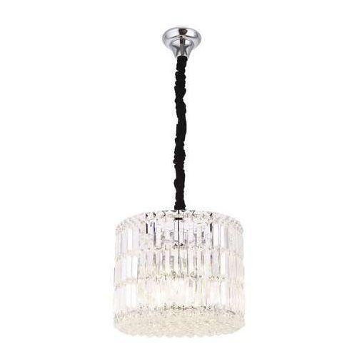 Lampa wisząca zwis puccini 11x40w e14 chrom / przezroczysta p0266 marki Maxlight