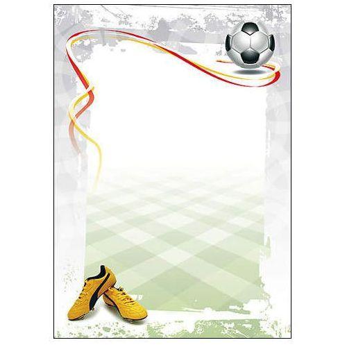 Papier na dyplomy FOOTBALL 170g 25 szt, ARG212417