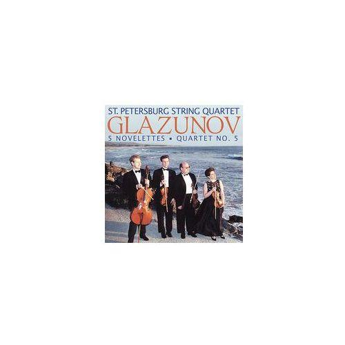 5 Novelettes - Quartet No. 5 (0013491326221)