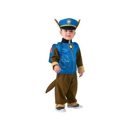 Kostium psi patrol - chase - toddler marki Rubies