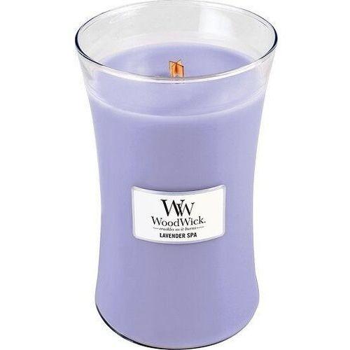 Świeca Core WoodWick Lavender SPA duża, 93492