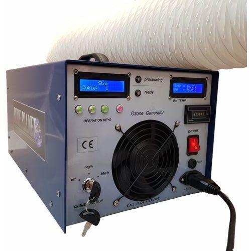 Generator ozonu 80g/h ozonator ds-80-rhr marki Blueplanet