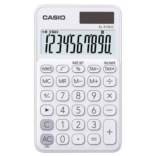 Kalkulator sl-310uc-we biały marki Casio