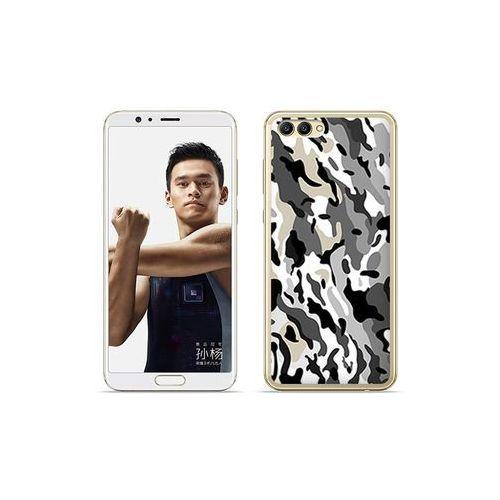 etuo Fantastic Case - Huawei Nova 2S - etui na telefon Fantastic Case - szare moro, kolor szary