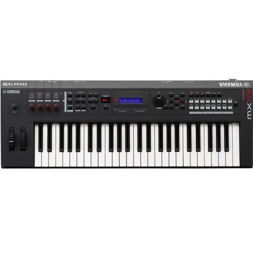OKAZJA - YAMAHA MX49 - syntezator z kategorii Keyboardy i syntezatory