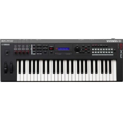 YAMAHA MX49 - syntezator z kategorii Keyboardy i syntezatory