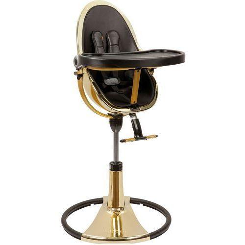 Bloom Stelaż krzesełka  fresco chrome złoto-czarny + darmowy transport!, kategoria: krzesełka do karmienia