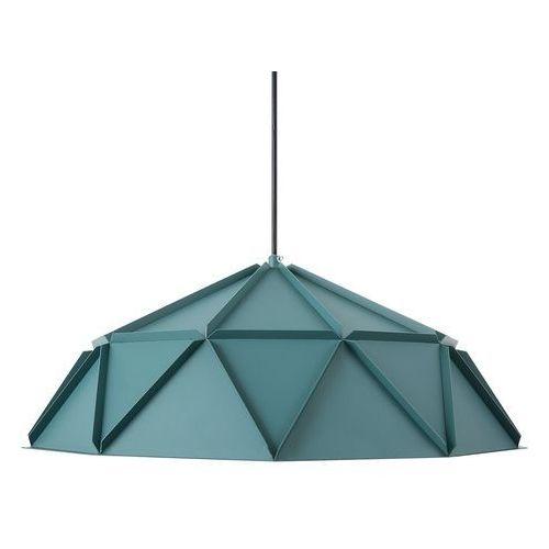 Lampa wisząca turkusowa SENIA, kolor turkusowy