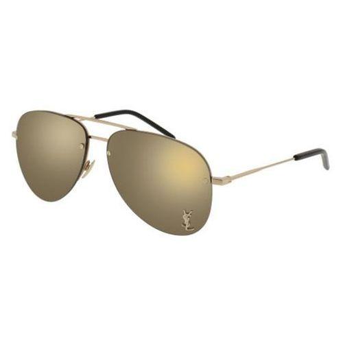 Okulary Słoneczne Saint Laurent CLASSIC 11 M 004