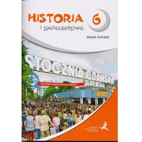 Historia i społeczeństwo 6 Wehikuł czasu Zeszyt ćwiczeń - mamy na stanie, wyślemy natychmiast (9788374204668)